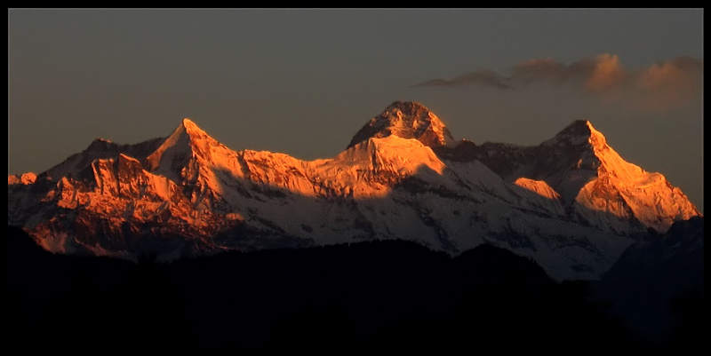 chaukori-sunrise